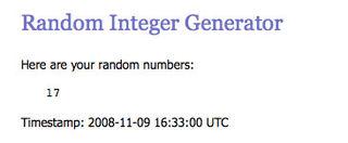 Randomgenerator