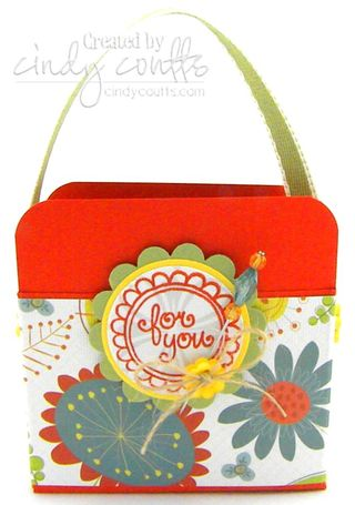 Flower Greetings Box Set Box
