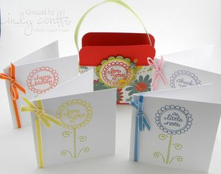 Flower Greetings Box Set