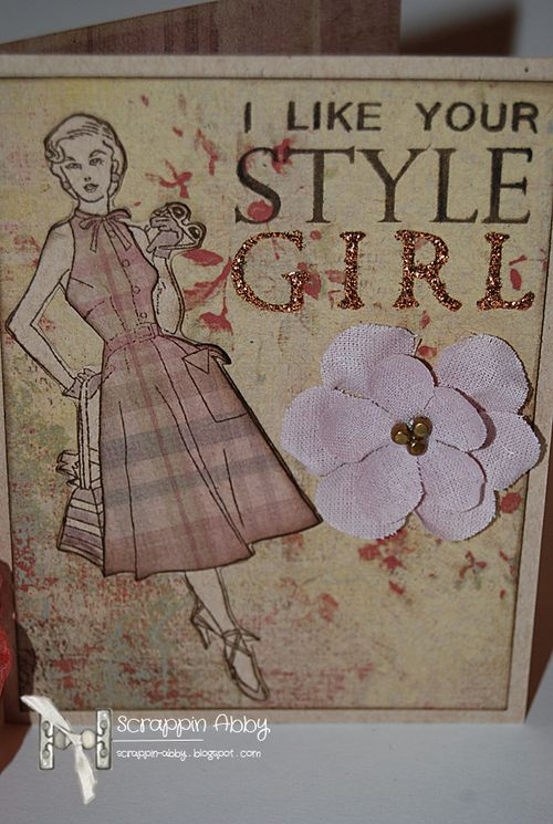 Style Girl Card Pic 3
