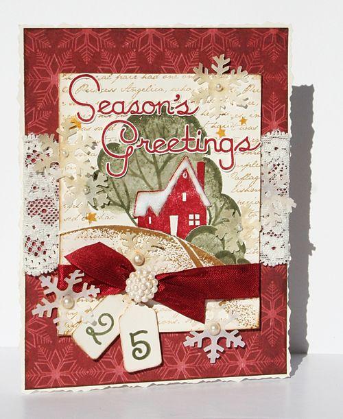PP Christmas House 1 Melisa Edit