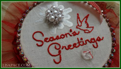 LisaPace_stitchedornament